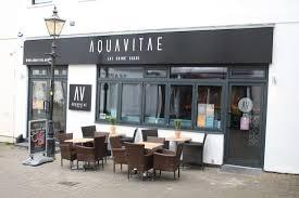 Aquavitae on Night Out Cheltenham