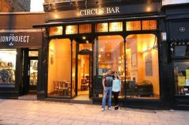 CIRCUS BAR on Cheltenham Night Out | Promoting Cheltenham's nightlife for a great night out in Cheltenham.