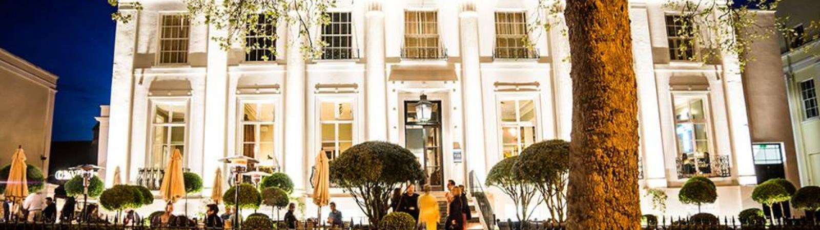 No. 131 HOTEL & RESTAURANT on Cheltenham Night Out | Promoting Cheltenham's nightlife for a great night out in Cheltenham.