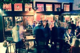 The Retret on Cheltenham Night Out