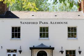 SANDFORD PARK ALEHOUSE on Cheltenham Night Out | Promoting Cheltenham's nightlife for a great night out in Cheltenham.