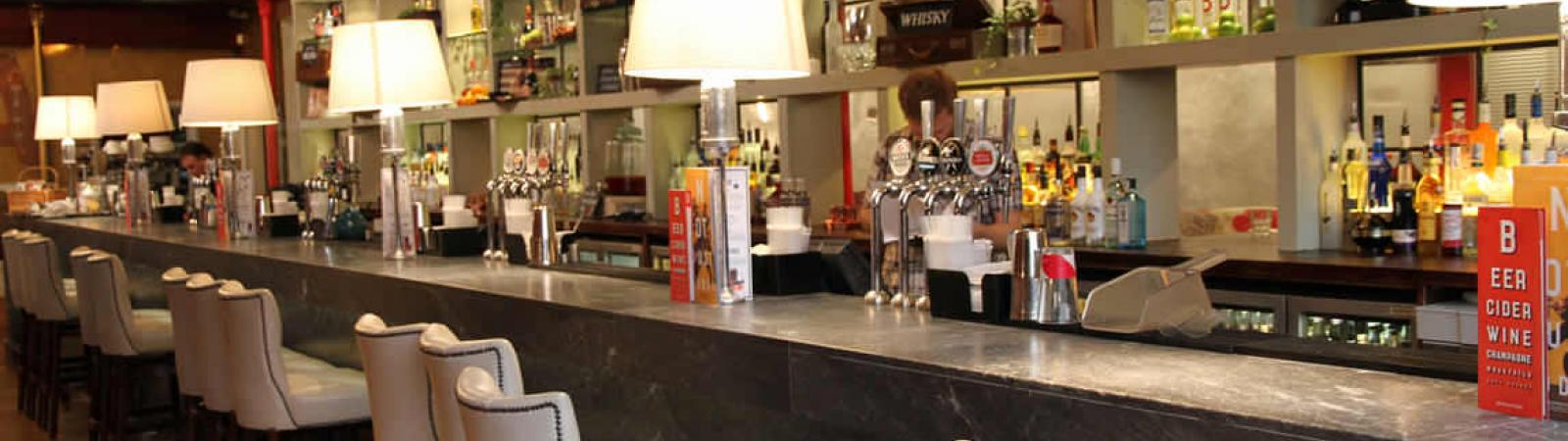 Revolution Bar on Cheltenham Night Out