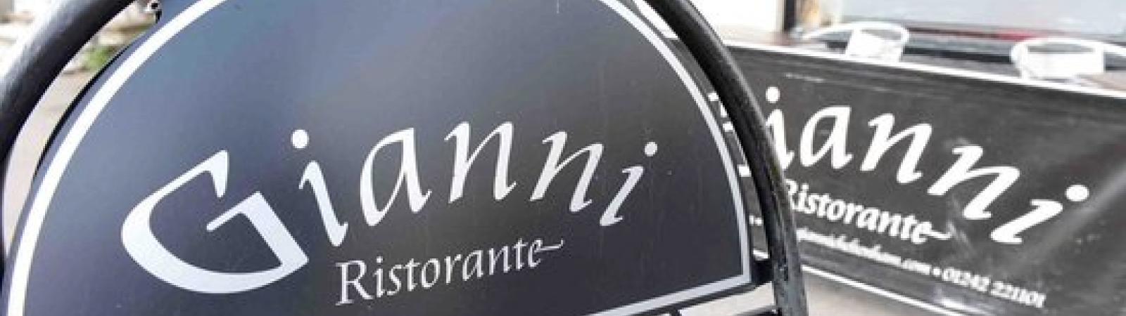 GIANNI'S RESTAURANT on Cheltenham Night Out | Promoting Cheltenham's nightlife for a great night out in Cheltenham.